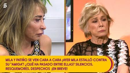 Los verdaderos motivos del enfrentamiento entre Mila Ximénez y María Patiño
