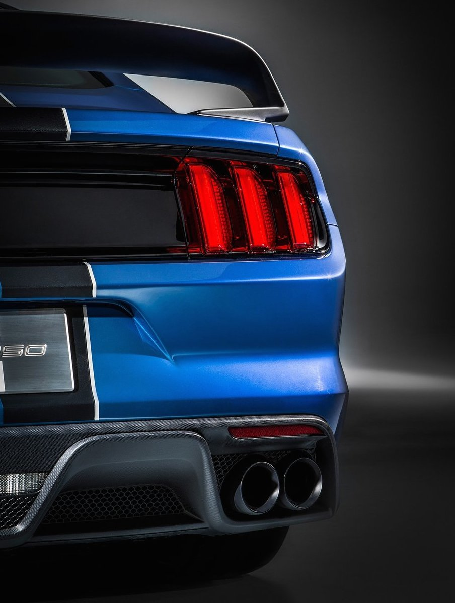 Ford Mustang Shelby Gt350r 21 24