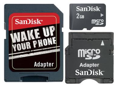 SanDisk Mobile Ultra, tarjetas de memoria pensadas para teléfonos móviles