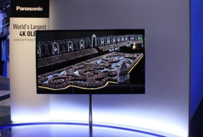 Panasonic se plantea vender su negocio OLED a Japan Display