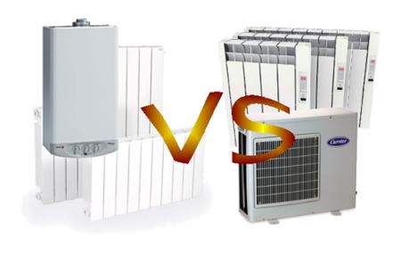 Calefacci n el ctrica vs calefacci n de gas - Calefaccion electrica o de gas ...
