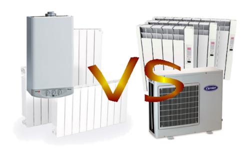 Calefacci n el ctrica vs calefacci n de gas - Calefaccion electrica o gas ...