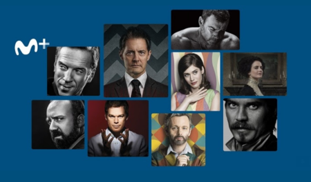 Ante la pérdida de HBO, Movistar+ se hace con los derechos de las series de Showtime
