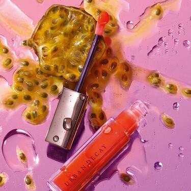 Los nuevos labiales de Urban Decay aportan nutrición como un bálsamo y brillo como un gloss