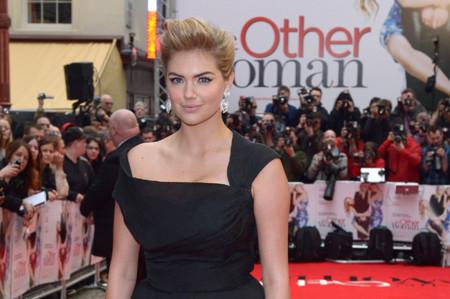 Kate Upton parece otra mujer. Cuando lo clásico es la provocación más sexy