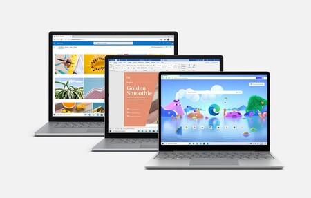 Surface Laptop 4: los nuevos portátiles de Microsoft te dejan elegir entre procesadores Intel de 11a generación y AMD Ryzen
