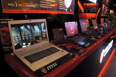 Msi Notebooks Event