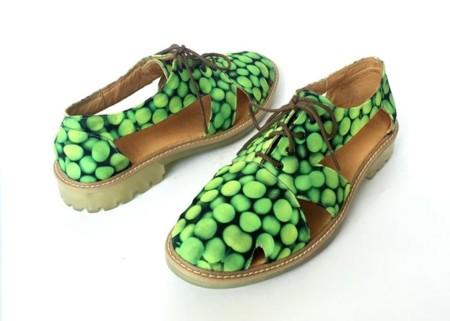 Sandalias con print, de Kuiká