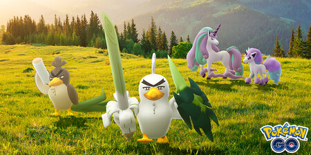 Pokémon GO: cómo conseguir a Farfetch'd de Galar y hacer que evolucione en Sirfetch'd