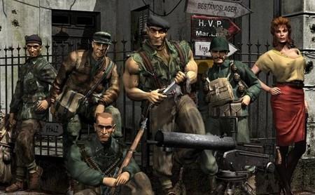 Commandos, historia de una leyenda Made in Spain