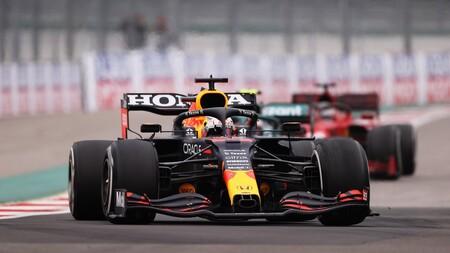Verstappen Rusia F1 2021