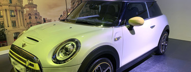 Hemos conocido el MINI Electric: el coche eléctrico que llegará en 2020 con 184 CV es tan MINI como siempre