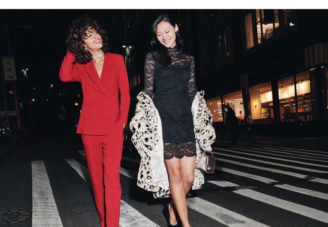 La época de fiesta se viste en clave low-cost gracias a H&M