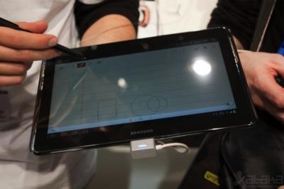 Samsung Galaxy Note 10.1, primeras impresiones