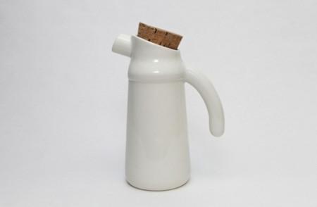 flux,Flux, jarra de cerámica