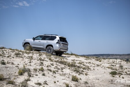 Toyota Land Cruiser 2021 Prueba 001