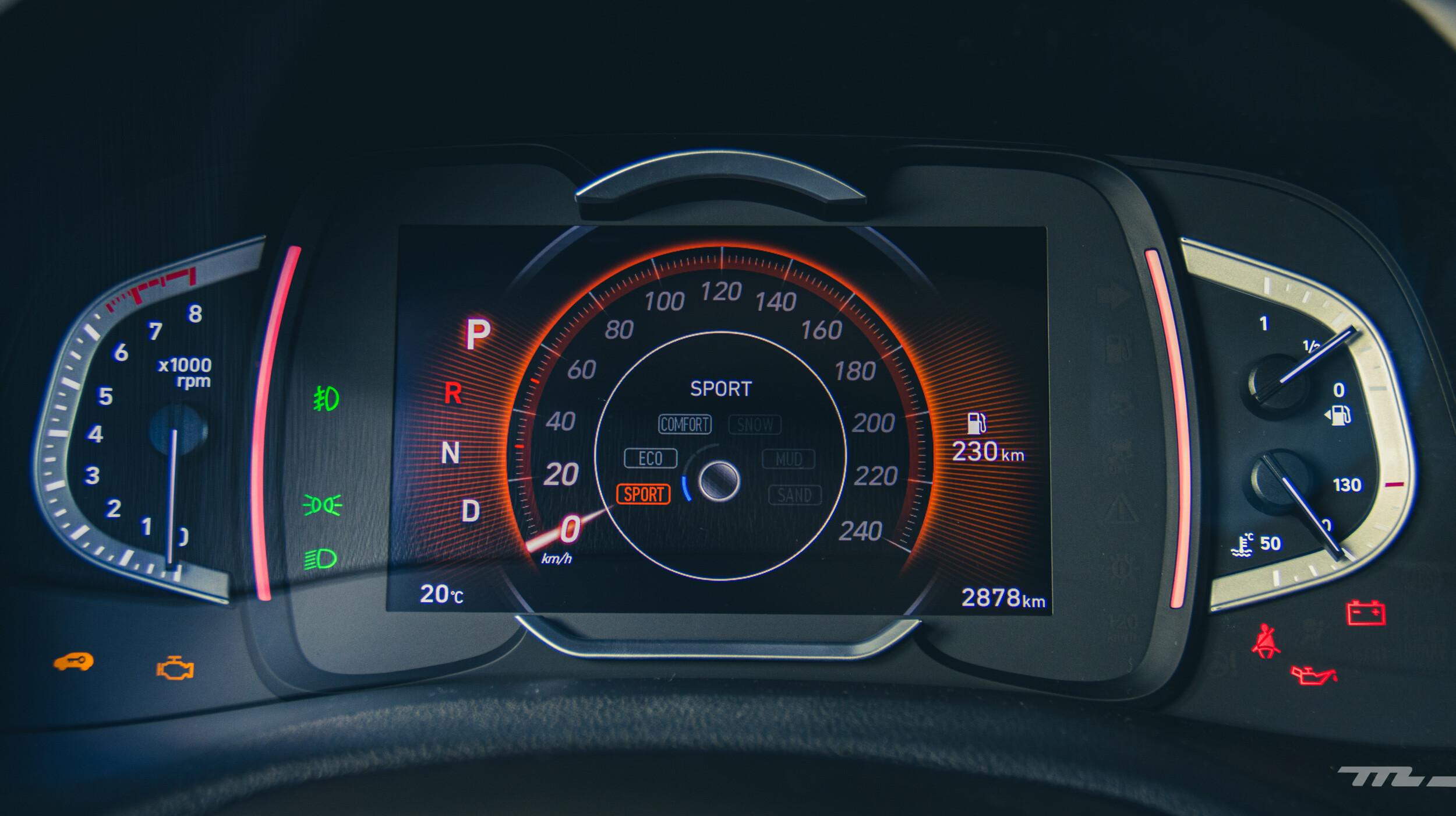 Foto de Hyundai Creta Limited Turbo: prueba de manejo en México (41/43)