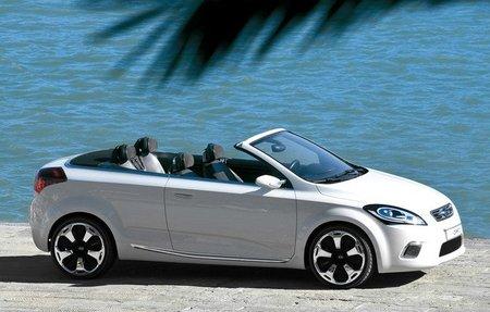 Kia podría tener un roadster o convertible en 2012