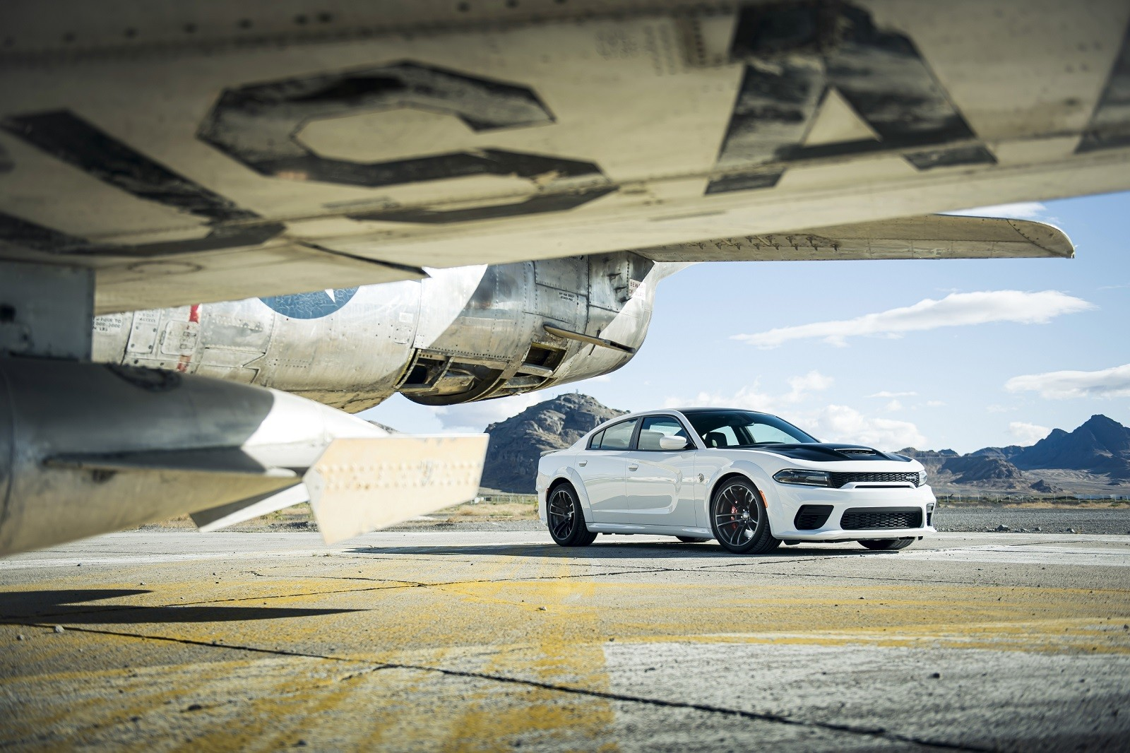 Foto de Dodge Charger SRT Hellcat Redeye 2021 (17/49)
