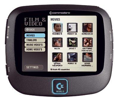 [IFA 2006] Commodore Gravel