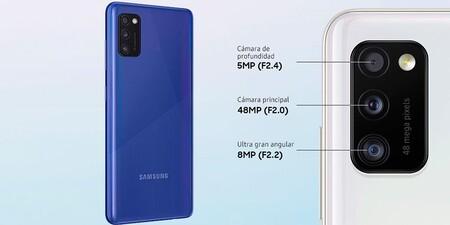 Galaxy A41 2