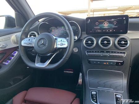 Mercedes-Benz GLC 200 4matic salpicadero