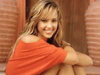Jessica Alba en la adaptación de la novela 'An Invisible Sign Of My Own'