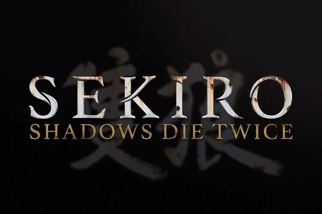 Sekiro Shadows Dice Twice Logo