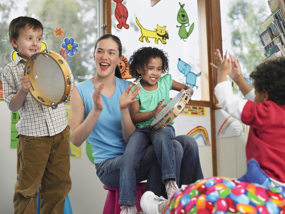 15 Actividades Con Música Y Mucho Ritmo Que Estimulan La Creatividad De Los Niños