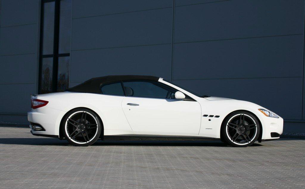 Foto de Maserati Gran Cabrio por Novited Tridente (8/8)