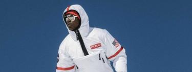 Ralph Lauren hace de su colección de ski una oda a la tecnología con chaquetas