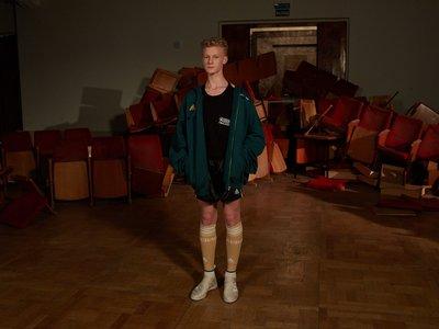 Gosha Rubchinskiy se inspira en el fútbol de los años noventa para su colección de primavera