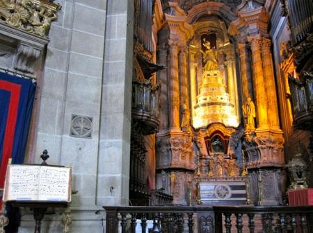 Iglesia dos Clérigos Oporto