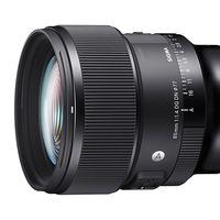 Sigma 85mm F1.4 DG DN Art: el popular objetivo japonés recibe una actualización especial para monturas E de Sony y L de Leica
