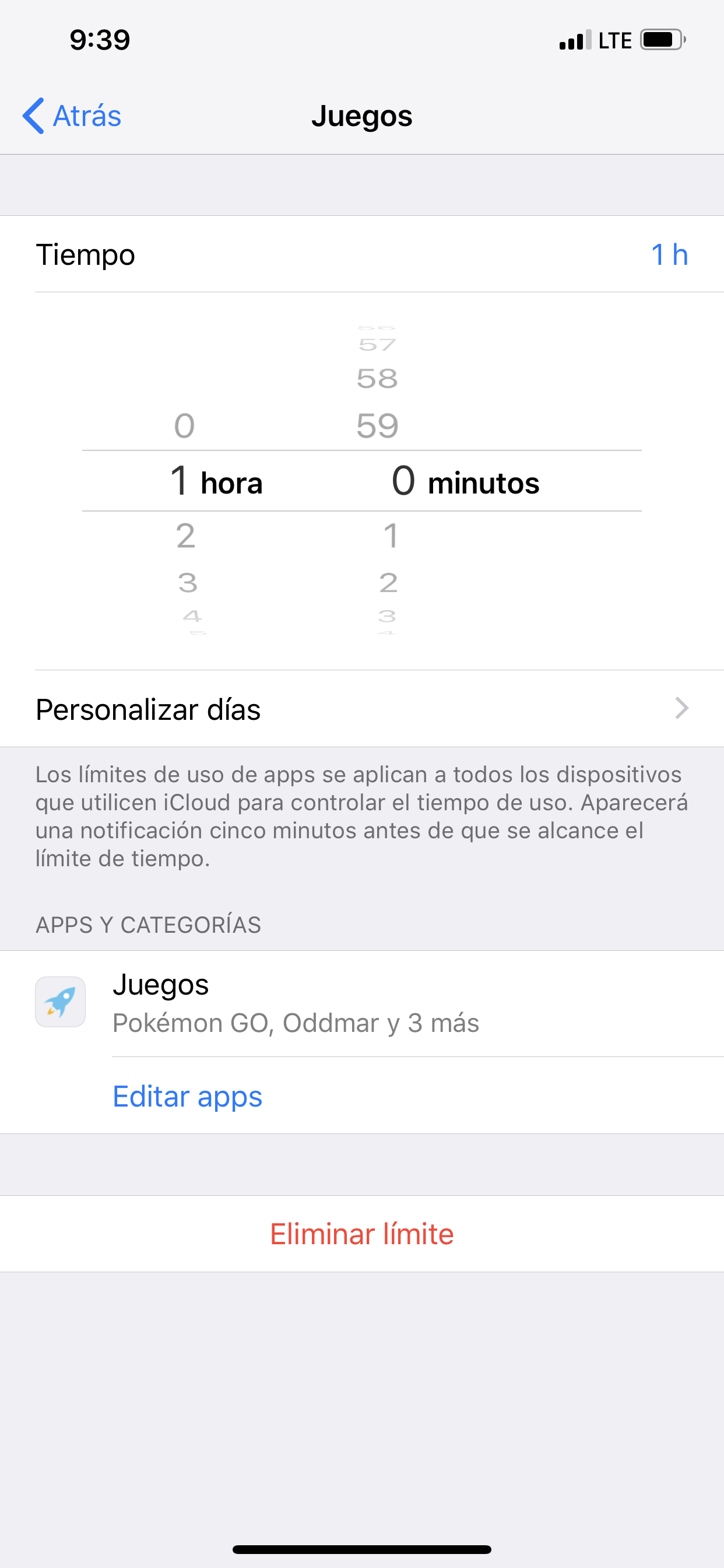 Foto de iOS 12 control parental (3/8)