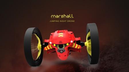 Parrot Minidrone Jumping Night Marshall por sólo 67,90 euros y envío gratis