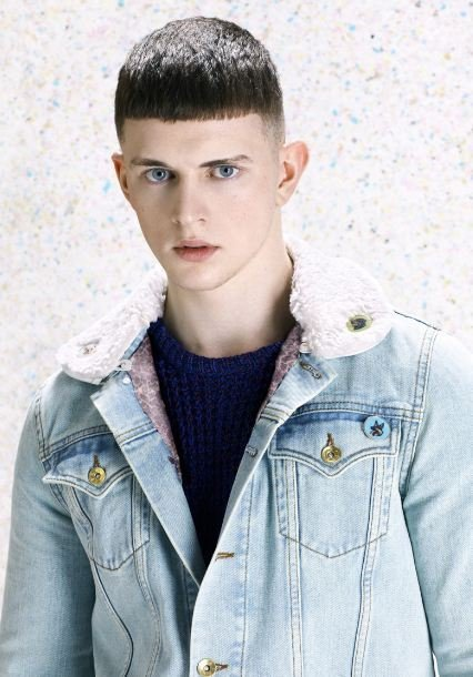 Topman Denim Jacket Project