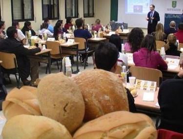 II Jornadas de Análisis sensorial y Cata de Marca de Garantía de Pan de Valladolid