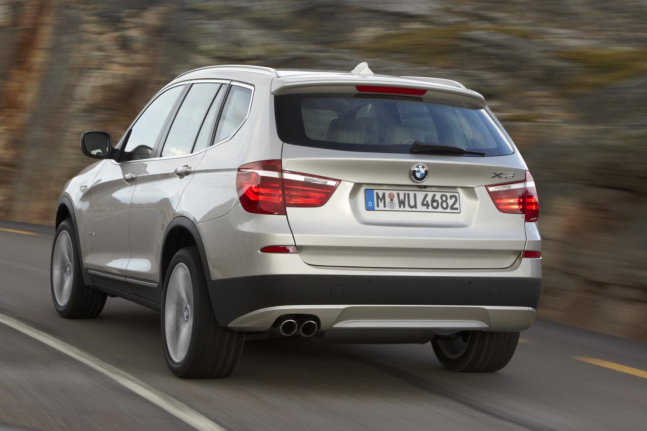 Foto de BMW X3 2011 (60/128)