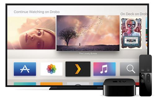 Plex aterriza oficialmente en el nuevo Apple TV... ¡Eureka!