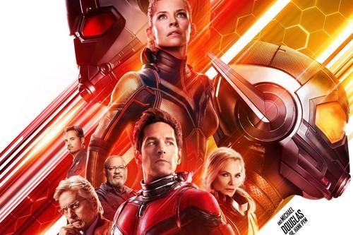 'Ant-Man y la Avispa' es un gran pasatiempo que vuela libre y supera a la primera entrega