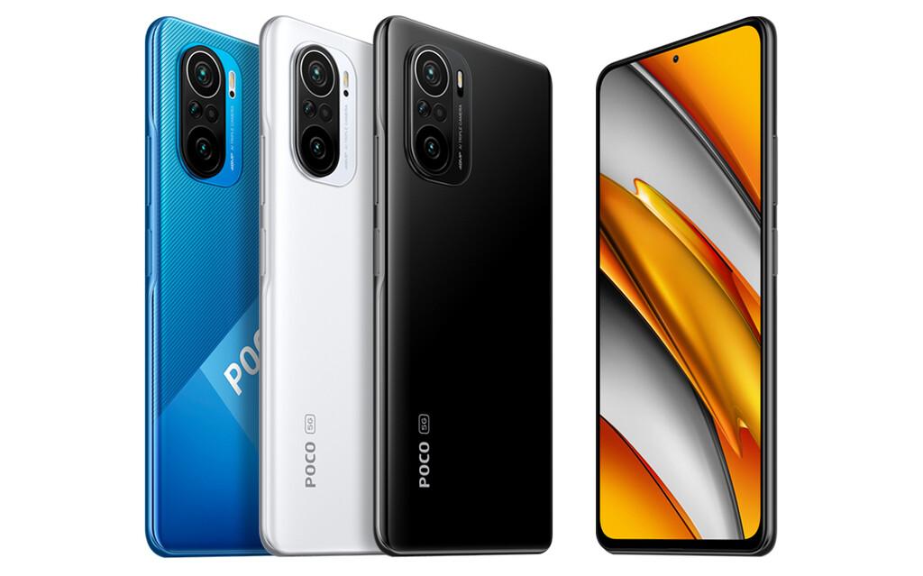 Xiaomi POCO F3: el sucesor del POCO F2 Pro promete más potencia y velocidad con el Snapdragon 870