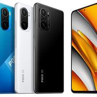 Xiaomi POCO F3: la potencia del Snapdragon 870 y una pantalla AMOLED de 120 Hz a precio de gama media