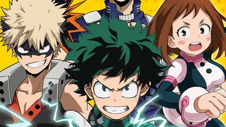 'My Hero Academia': la adaptación en acción real del popular manga de superhéroes queda en manos del director de 'Bleach' y 'I Am a Hero'