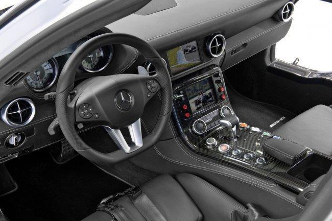 Mercedes SLS AMG Safety Car F1