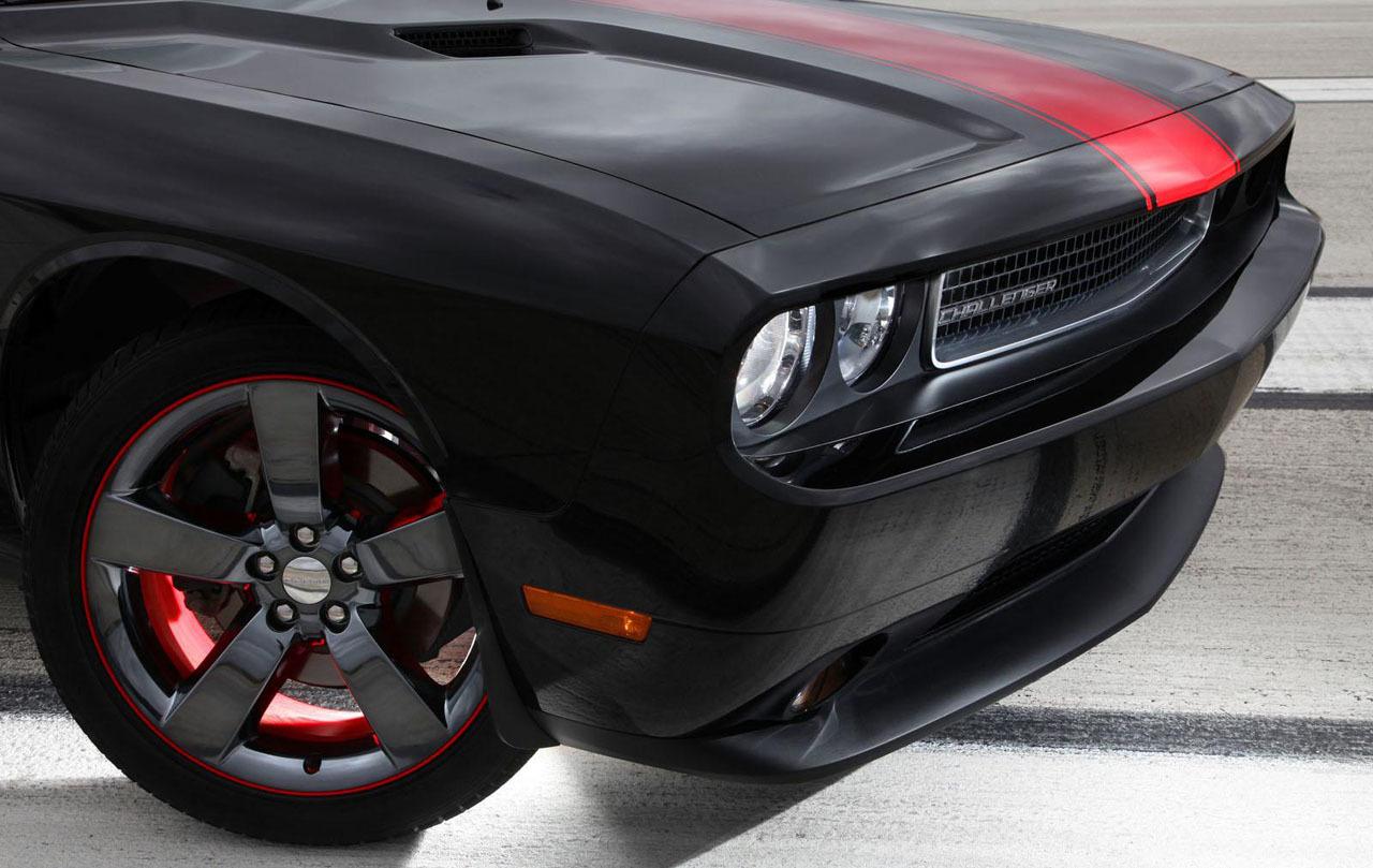 Foto de Dodge Challenger Rallye Redline (6/10)