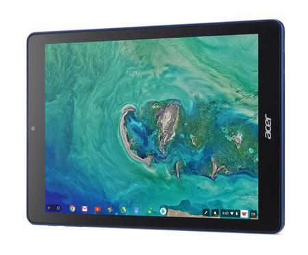 Acer Chromebook Tab 10: el primer tablet con Chrome OS está enfocado a la educación