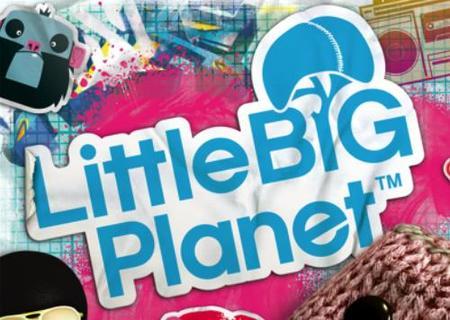 La portada de 'Little Big Planet'