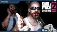 'Kane & Lynch 2: Dog Days'. Análisis