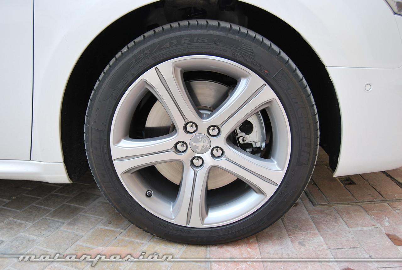Foto de Peugeot 508 y 508 SW (presentación) (10/118)